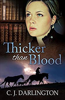Cover for Thicker than Blood