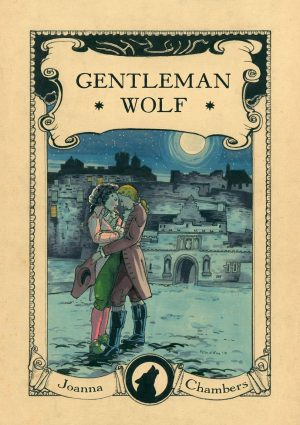 Cover for Gentleman Wolf