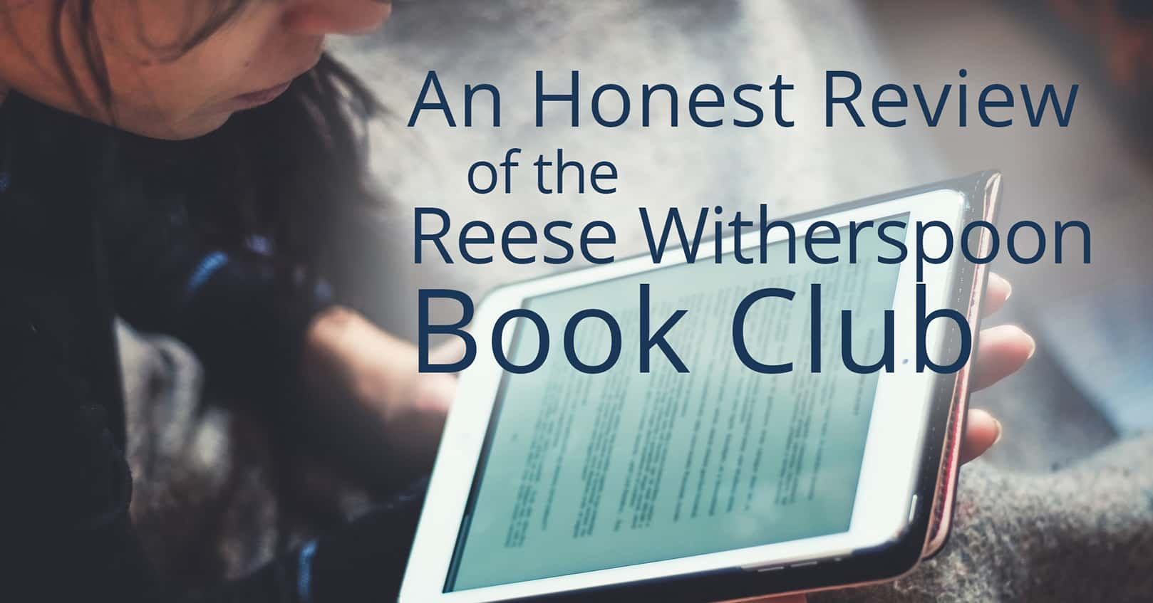 review of the reese witherspoon book club