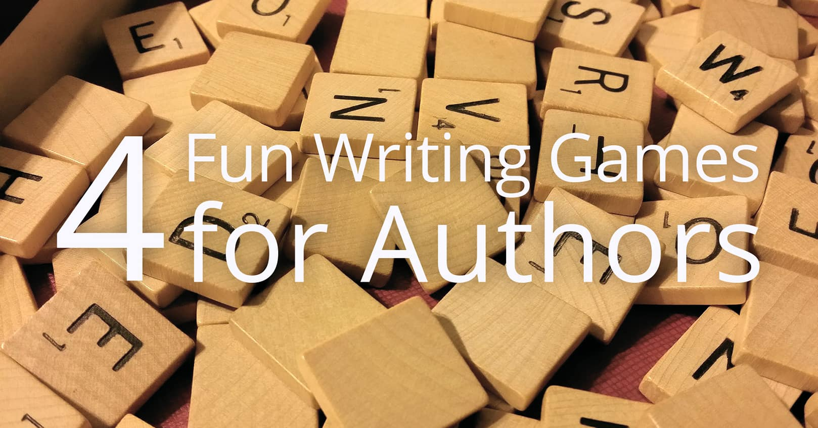 writing games for authors