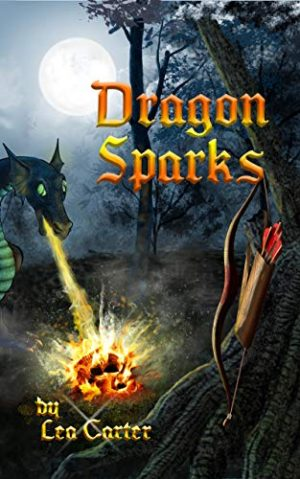 Cover for Dragon Sparks