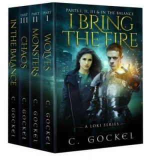 Cover for I Bring the Fire Box Set
