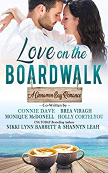 Cover for Love on the Boardwalk