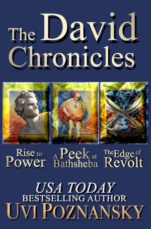 Cover for The David Chronicles: Trilogy