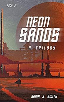 Cover for Neon Sands