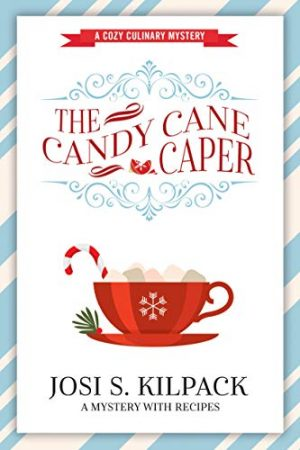 Cover for The Candy Cane Caper