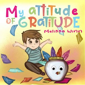 Cover for My Attitude of Gratitude