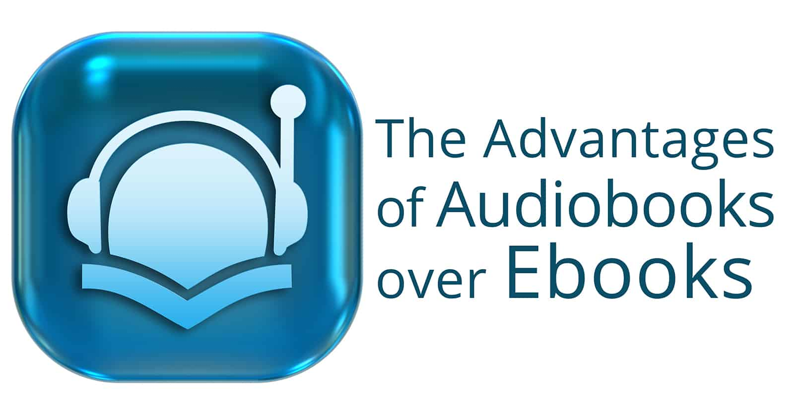 advantages of audiobook