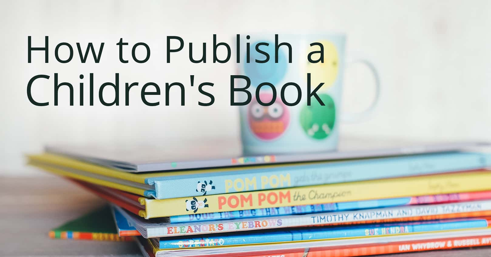 publish a children's book