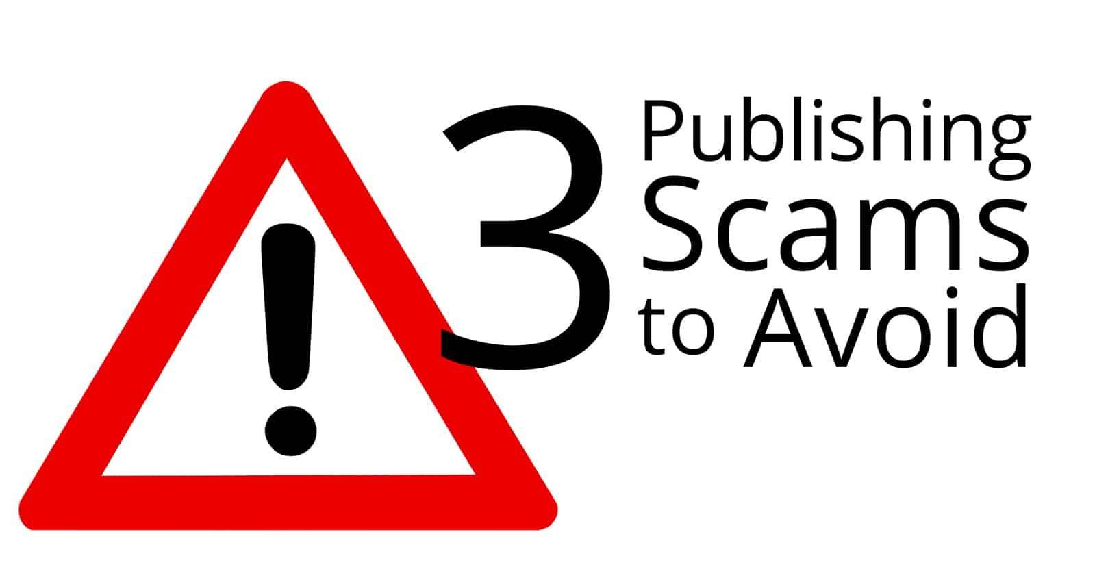 publishing scams
