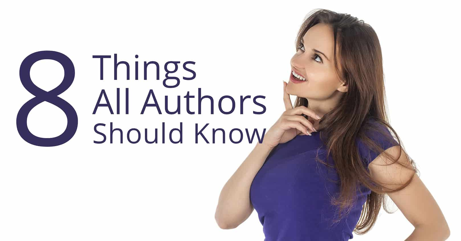 things all authors should know