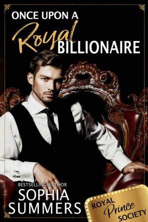 Cover for Once Upon a Royal Billionaire