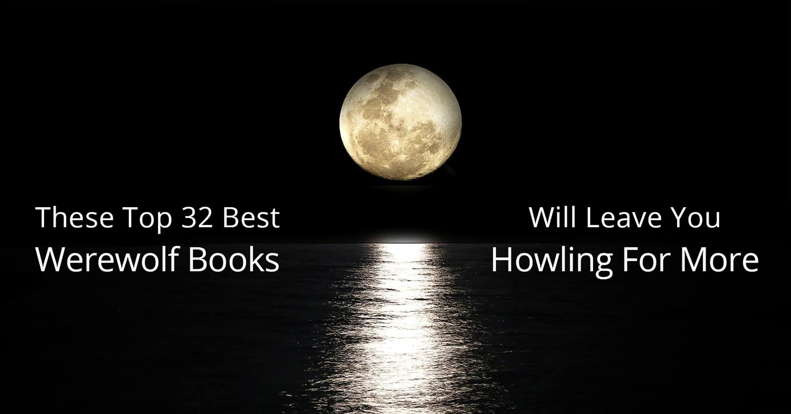 best werewolf books