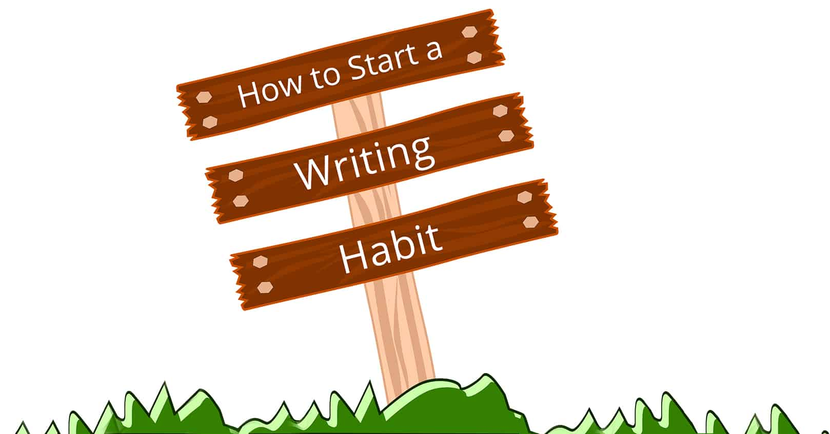start a writing habit
