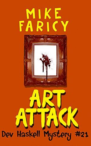 Cover for Art Attack