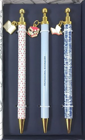 Book lover pens