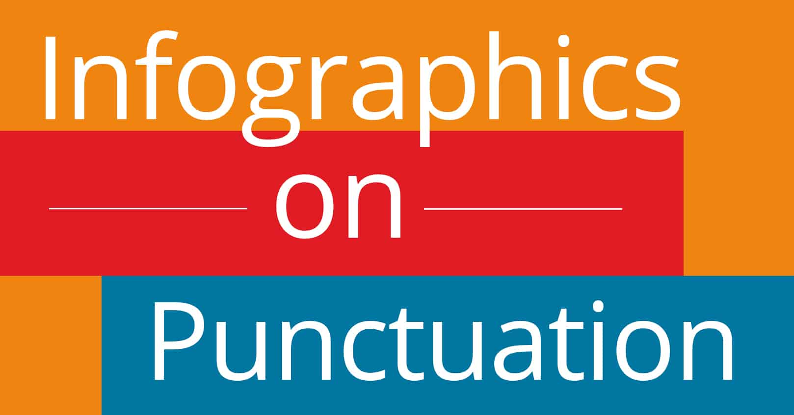 infographics on punctuation