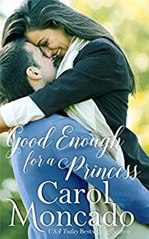 Cover for Good Enough for a Princess