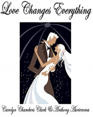 Cover for Love Changes Everything