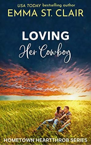 Cover for Loving Her Cowboy