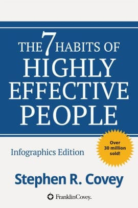 The 7 Habits of Highly Effective People: