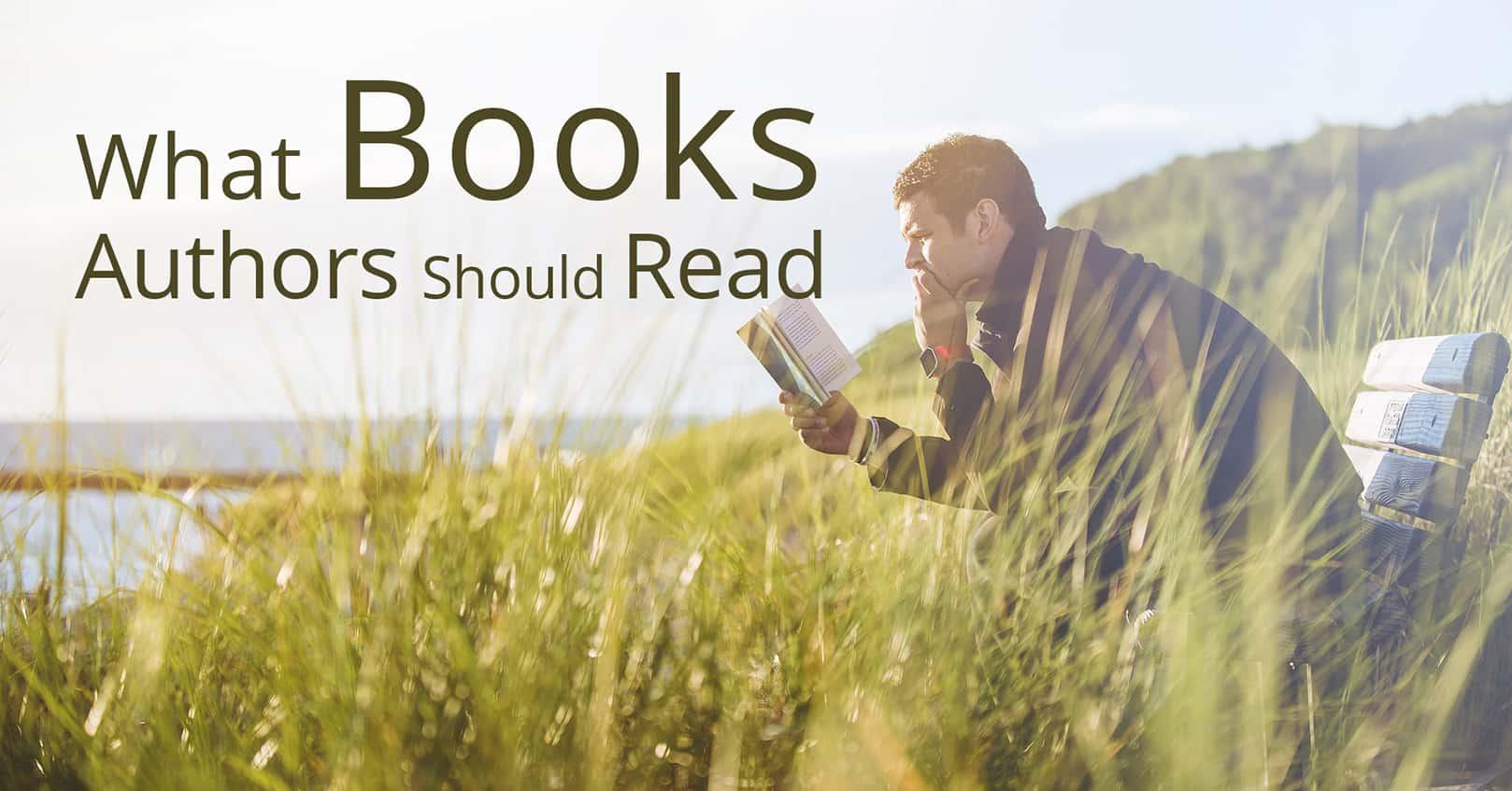 books authors should read