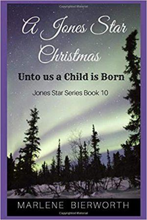 Cover for A Jones Star Christmas
