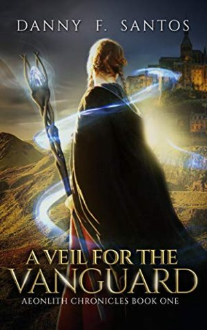Cover for A Veil for the Vanguard