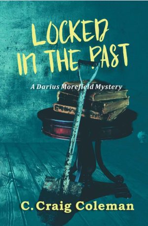Cover for Locked in the Past