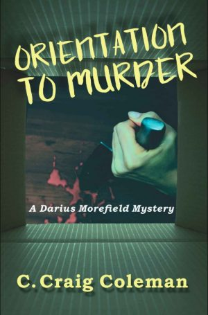 Cover for Orientation to Murder