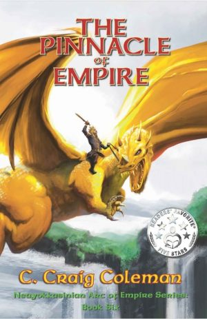 Cover for The Pinnacle of Empire