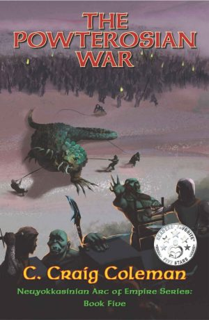 Cover for The Powterosian War