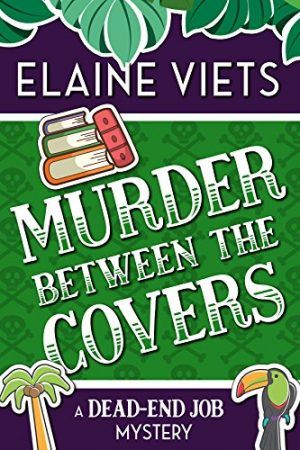 Cover for Murder Between the Covers