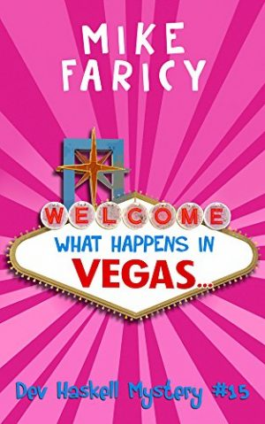 Cover for What Happens in Vegas...