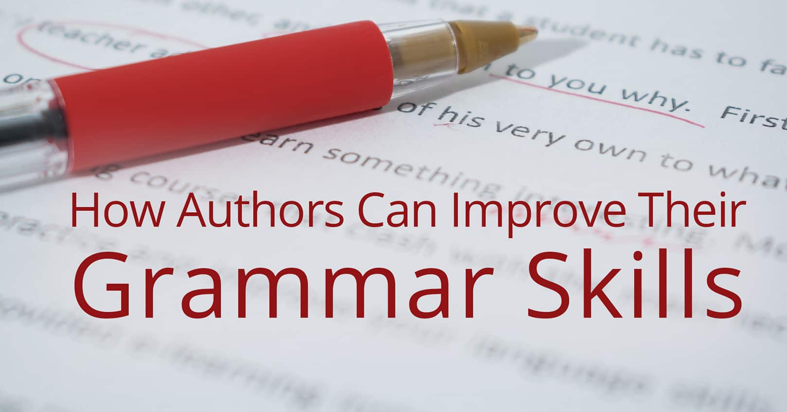 improve grammar skills