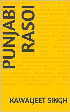 Cover for Punjabi Rasoi