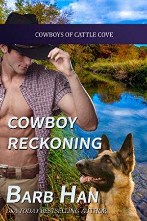 Cover for Cowboy Reckoning