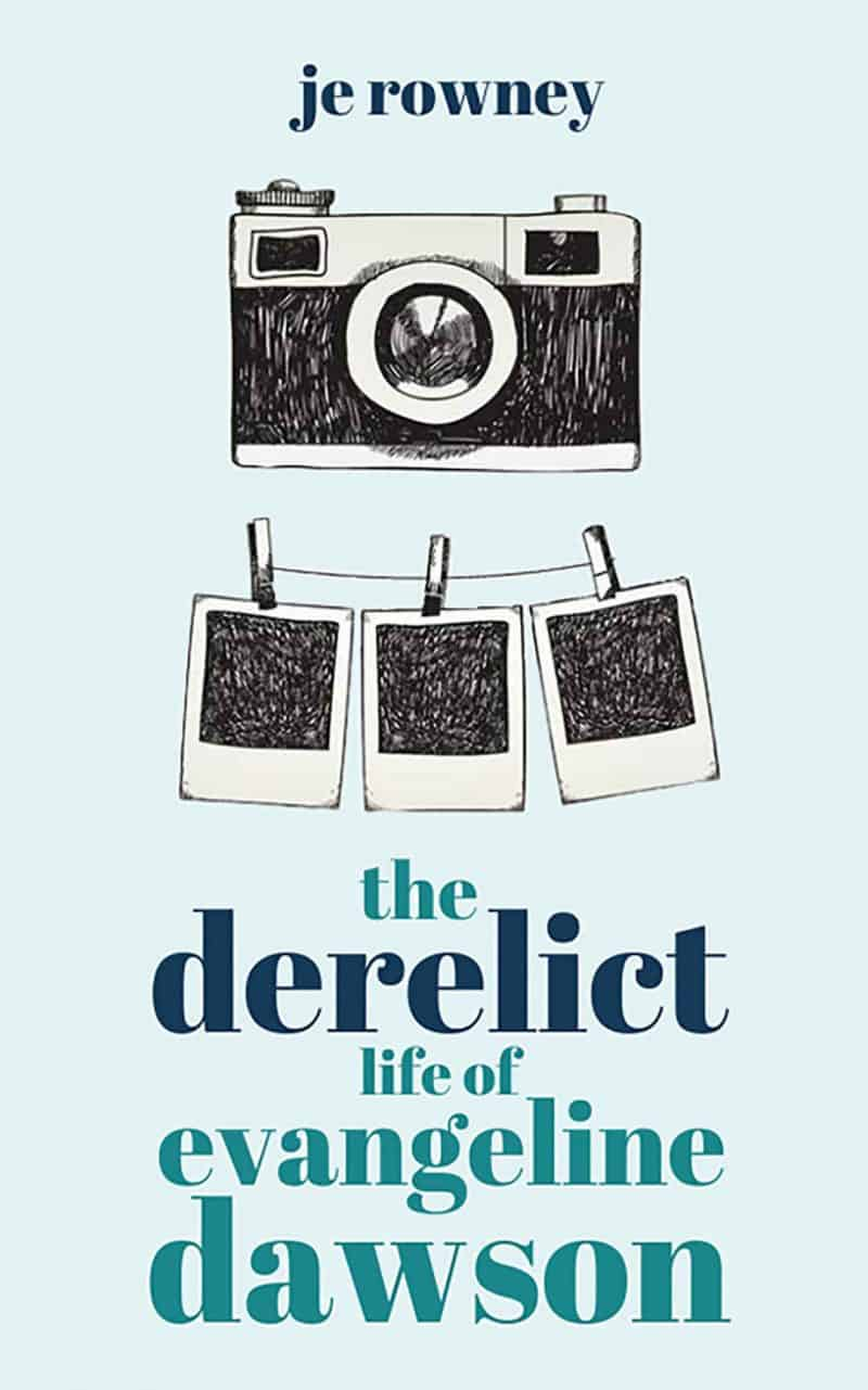 Cover for The Derelict Life of Evangeline Dawson