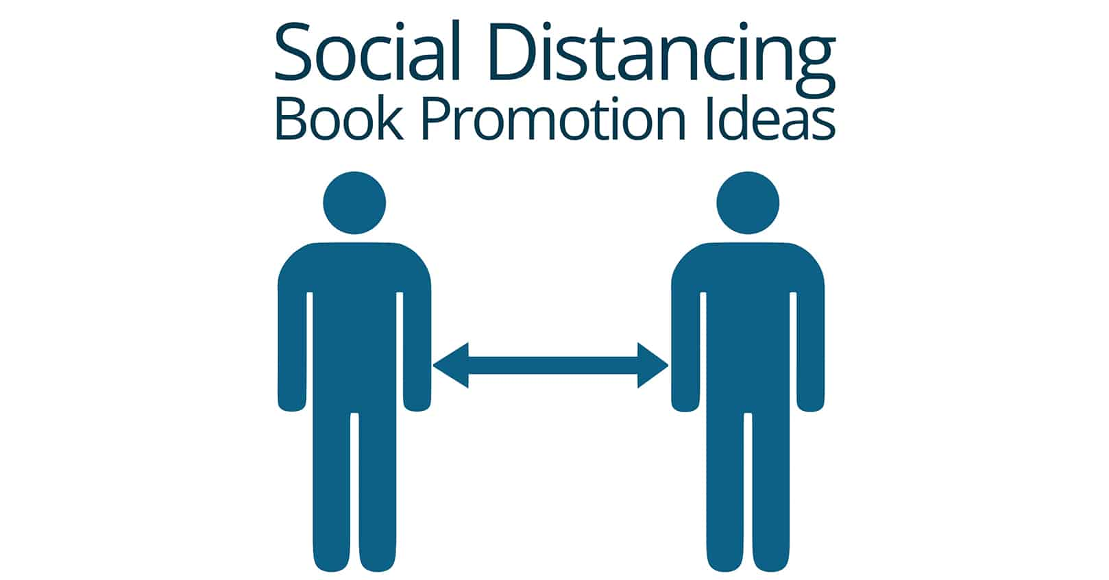 social distancing book promotion