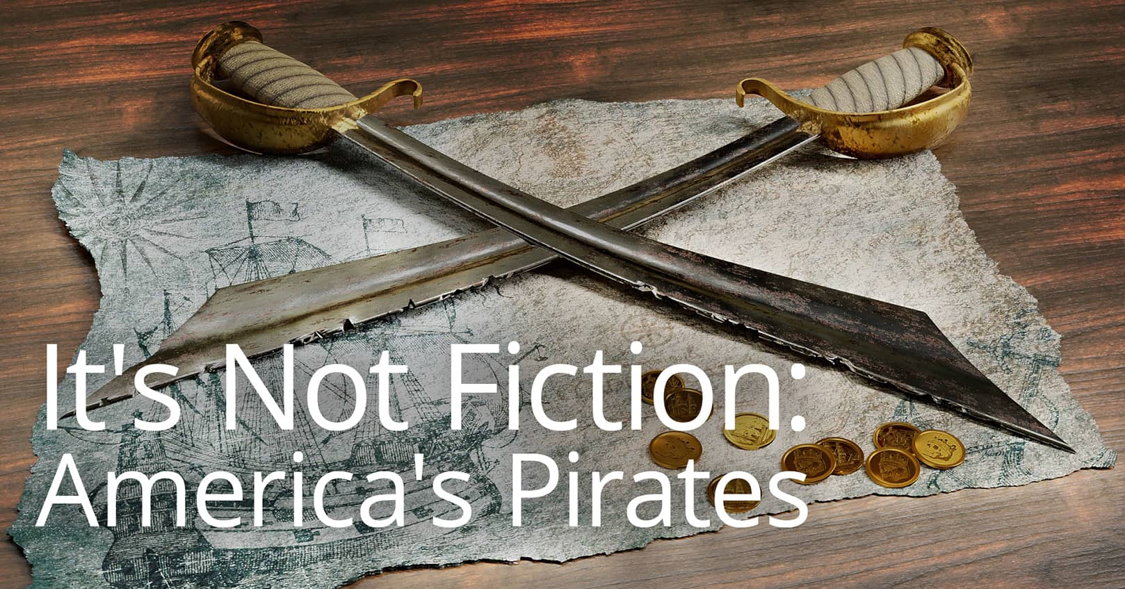 America's pirates and pirate books