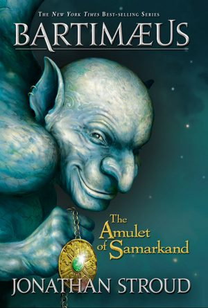 The Bartimaeus Sequence by Jonathan Stroud
