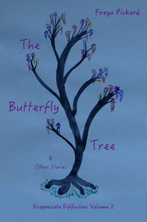 Cover for The Butterfly Tree & other stories