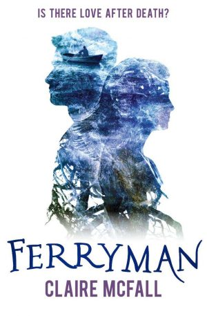 The Ferryman series by Claire McFall