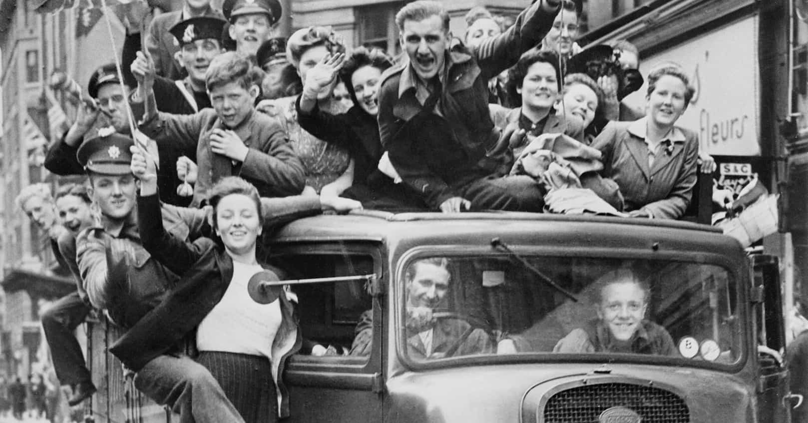 VE Day and Coronavirus