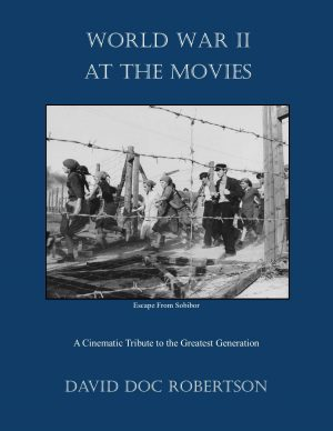 Cover for World War II at the Movies