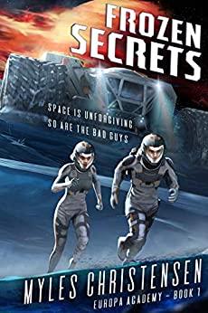 Cover for Frozen Secrets