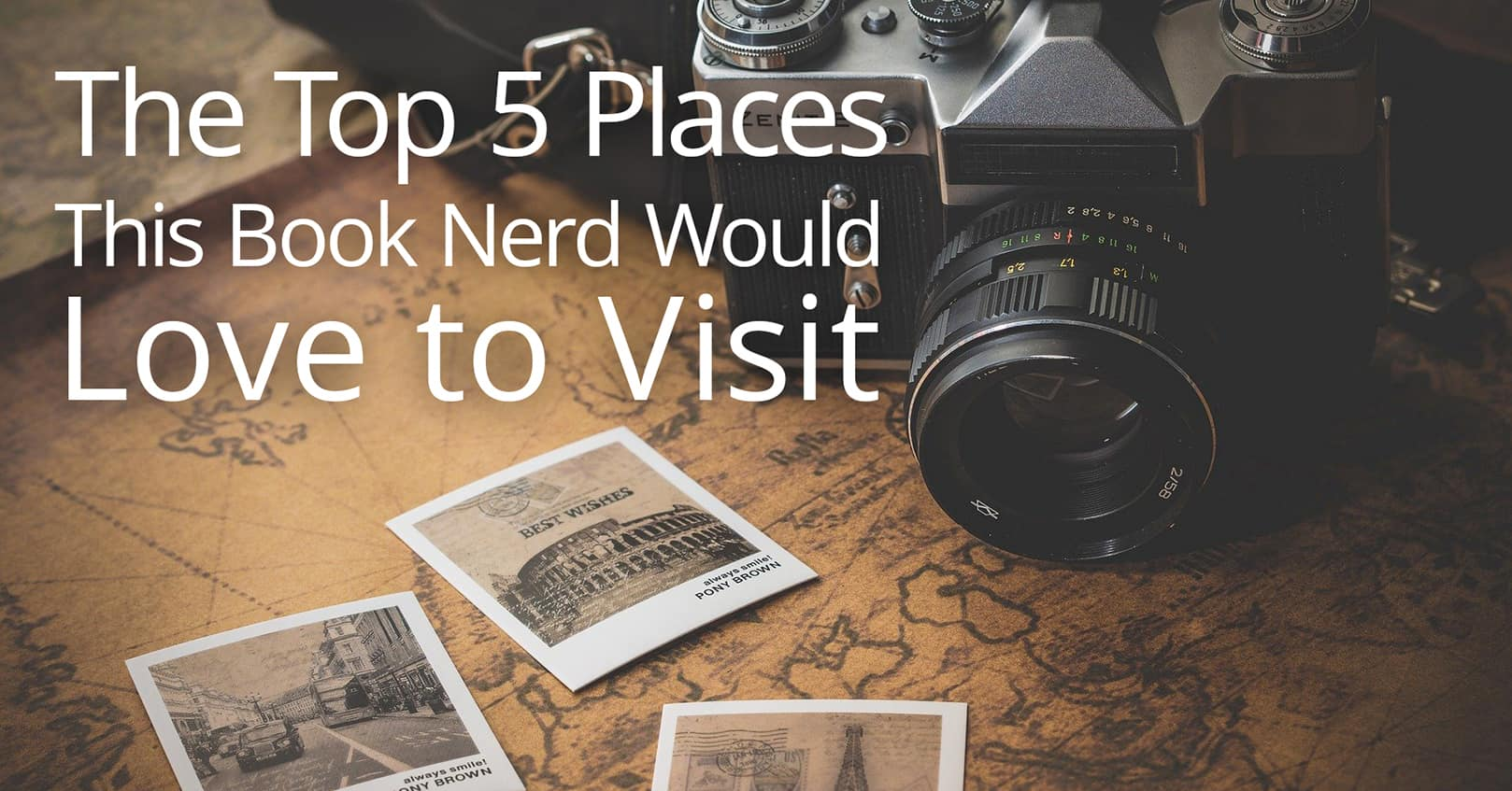 places book nerds love to visit