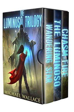 Cover for The Luminoso Trilogy: The Complete Box Set