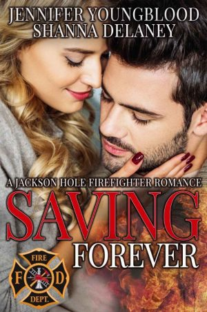 Cover for Saving Forever