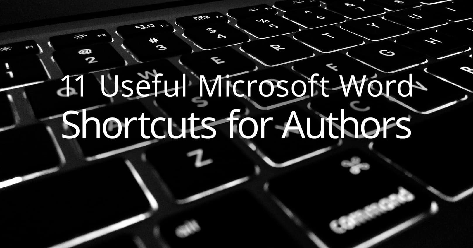 useful microsoft word shortcuts